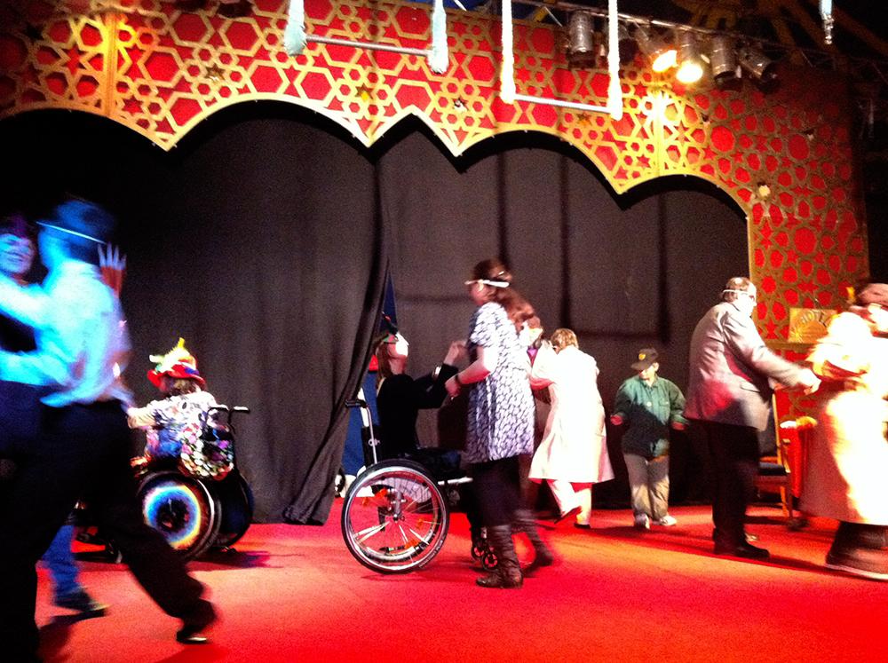 2011, Theater HORA, Zürich